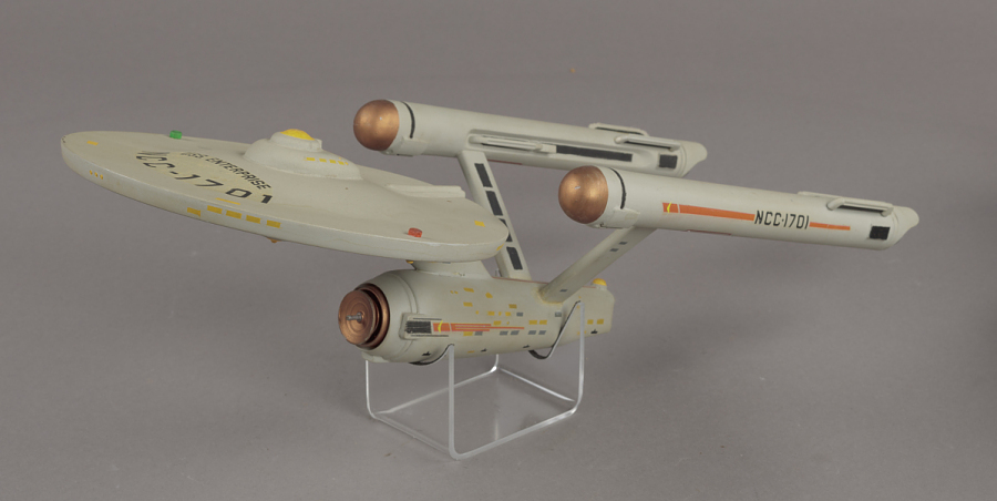 Model, Star Trek, Starship Enterprise