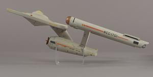 images for Model, Star Trek, Starship Enterprise-thumbnail 3