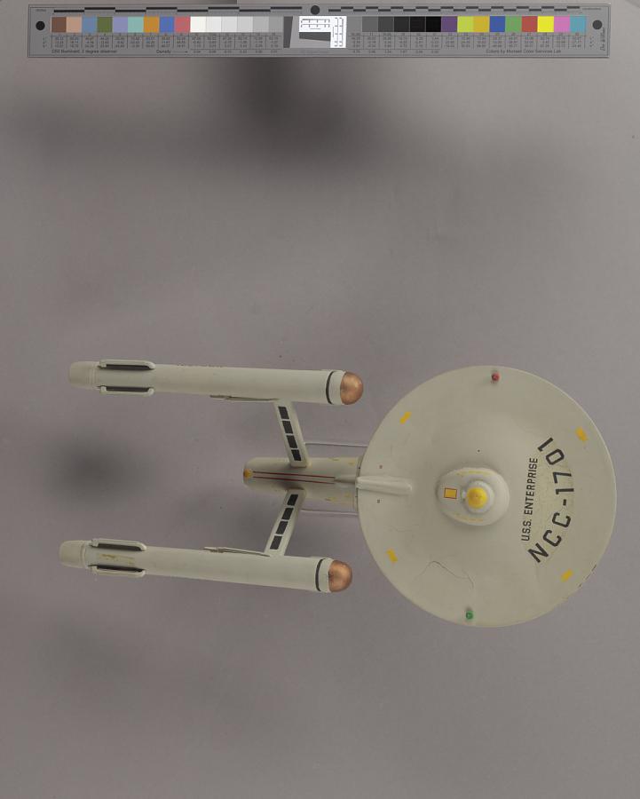 Model, Star Trek, Starship Enterprise