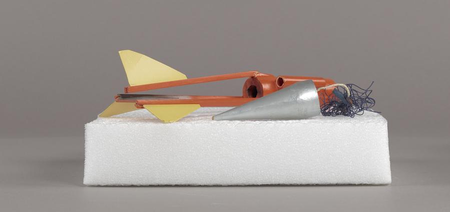 Rocket, Flying Model, Mark 1 Rock-A-Chute
