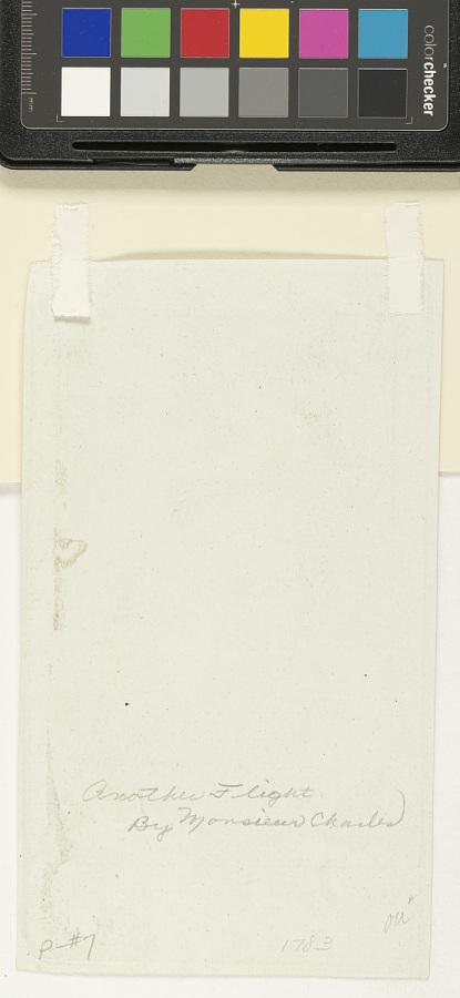 Print, Etching on Paper, Uncolored, ARRIVEÉ DE MR. CHARLES À NESLE.