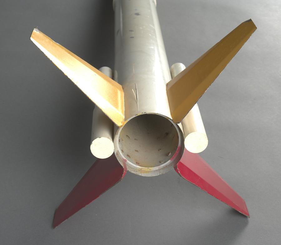 Model, Rocket, Sounding