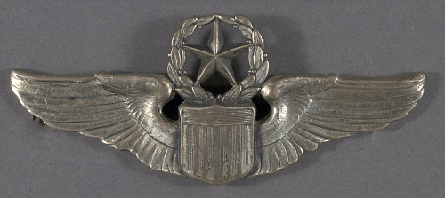 Badge, Command Pilot, United States Army Air Forces
