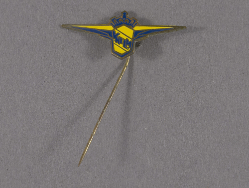 Pin, Lapel, KNILM Airlines