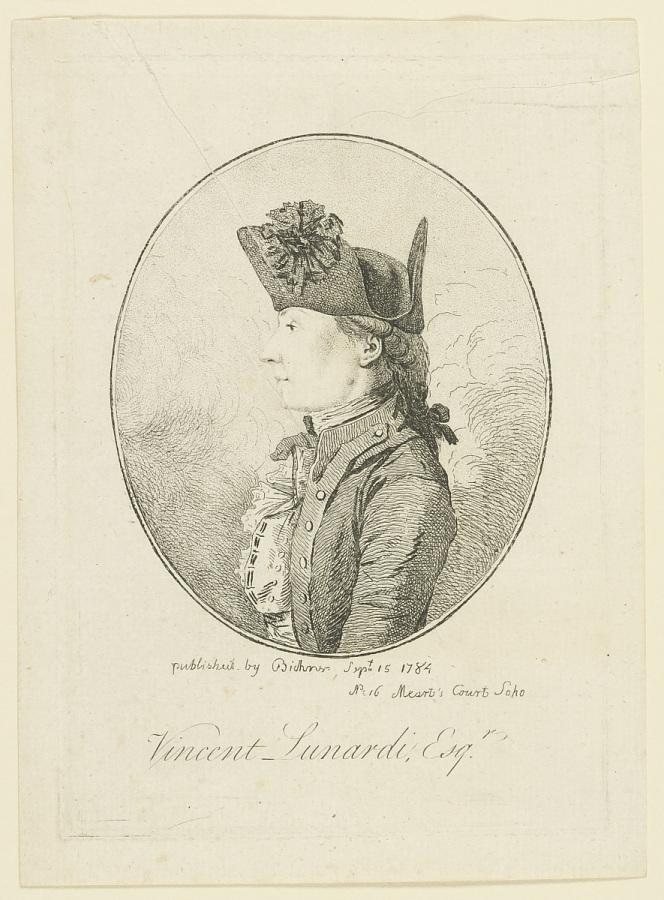 Vincent Lunardi Esq.