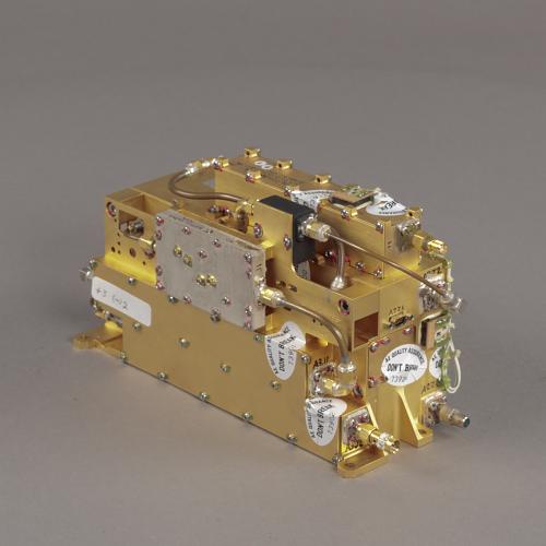 FETA Amplifier Assembly, Communications Satellite, Satcom 1