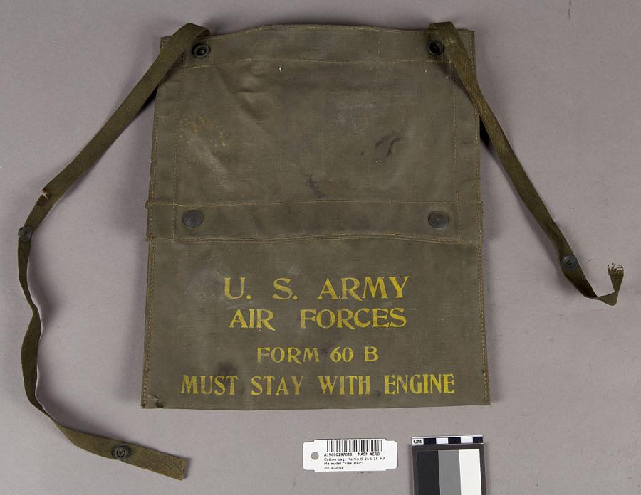 "Bag, Martin B-26B-25-MA Marauder ""Flak-Bait"""