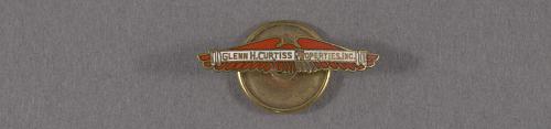 Pin, Lapel, Glenn H. Curtiss Properties Inc.