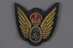 Badge, Observer, Officer, Royal Navy