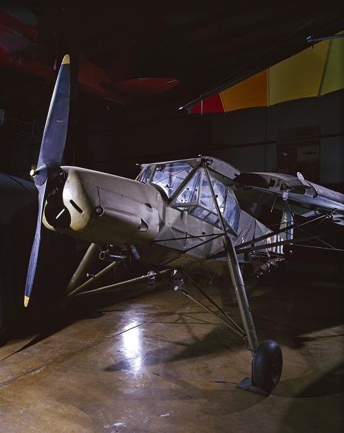 Morane-Saulnier MS.500 (Fieseler Fi 156 Storch)