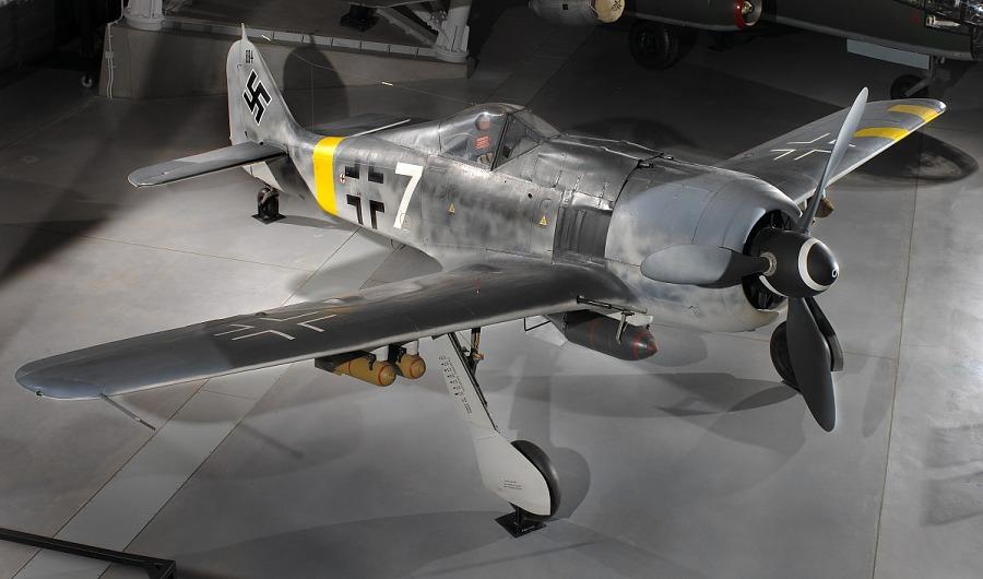 Focke-Wulf Fw 190 F-8/R1