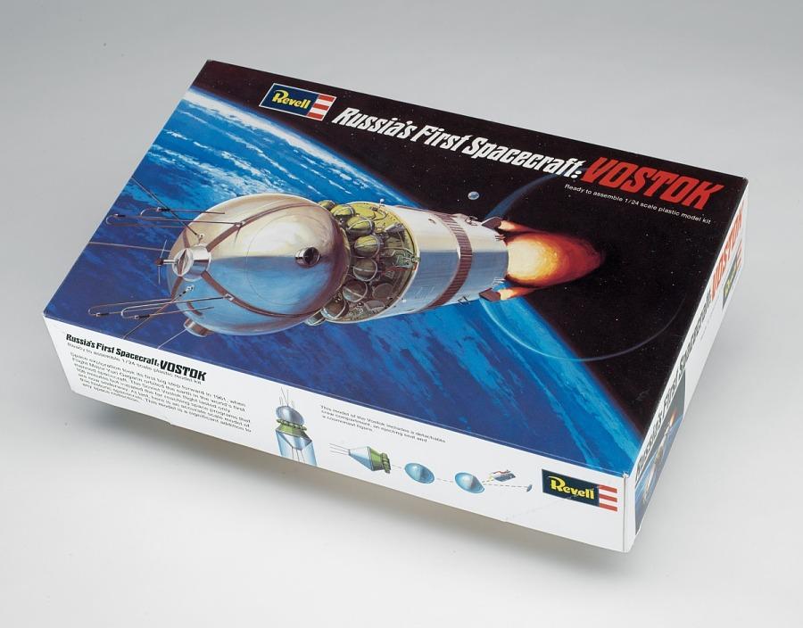 Model, Spacecraft, Vostok 1:24