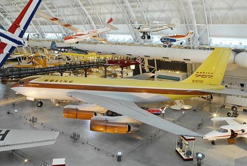 Boeing 367-80 Jet Transport