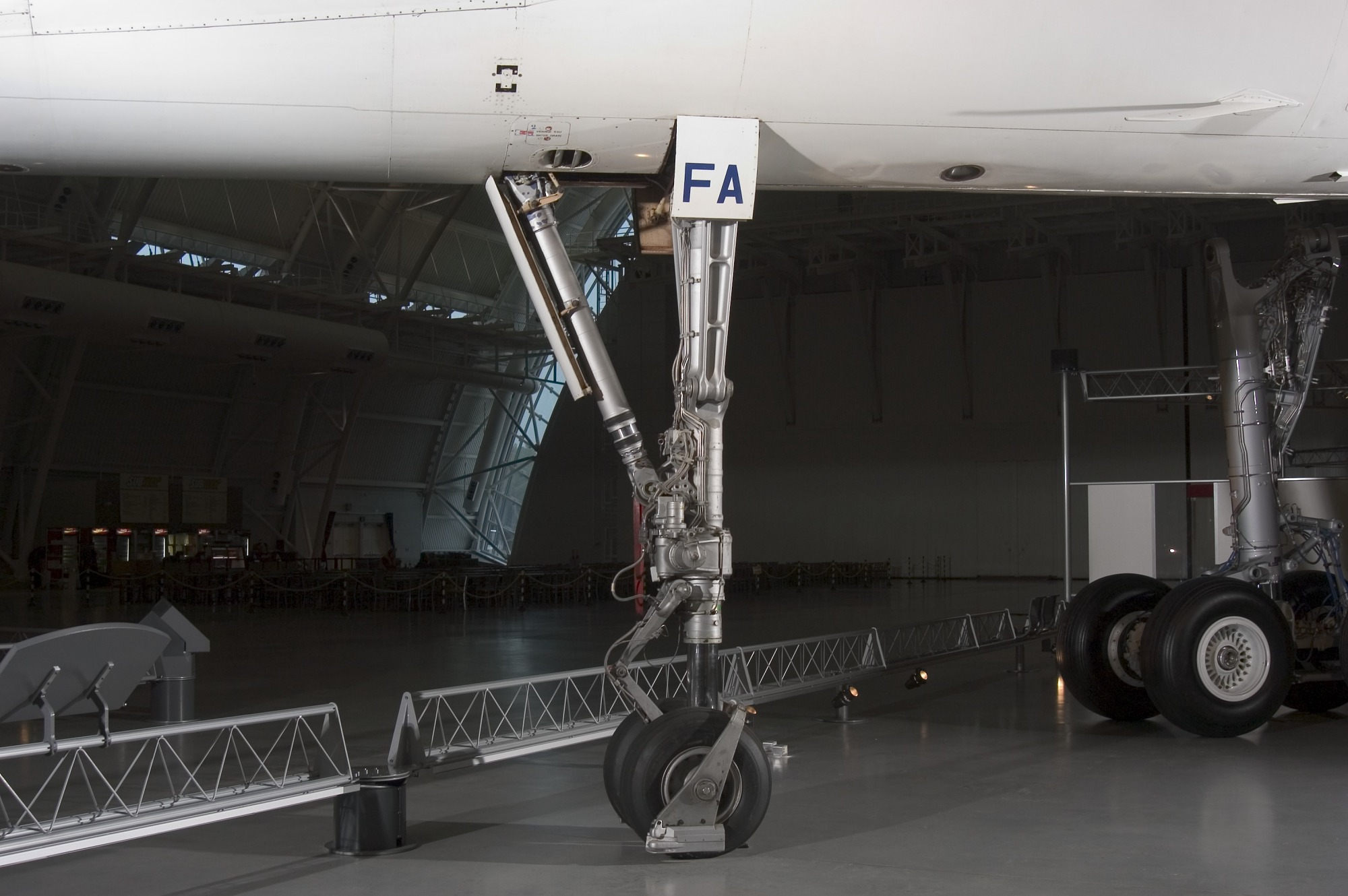 Concorde, Fox Alpha, Air France | National Air and Space Museum