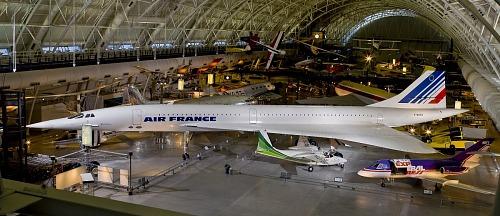 Concorde, Fox Alpha, Air France