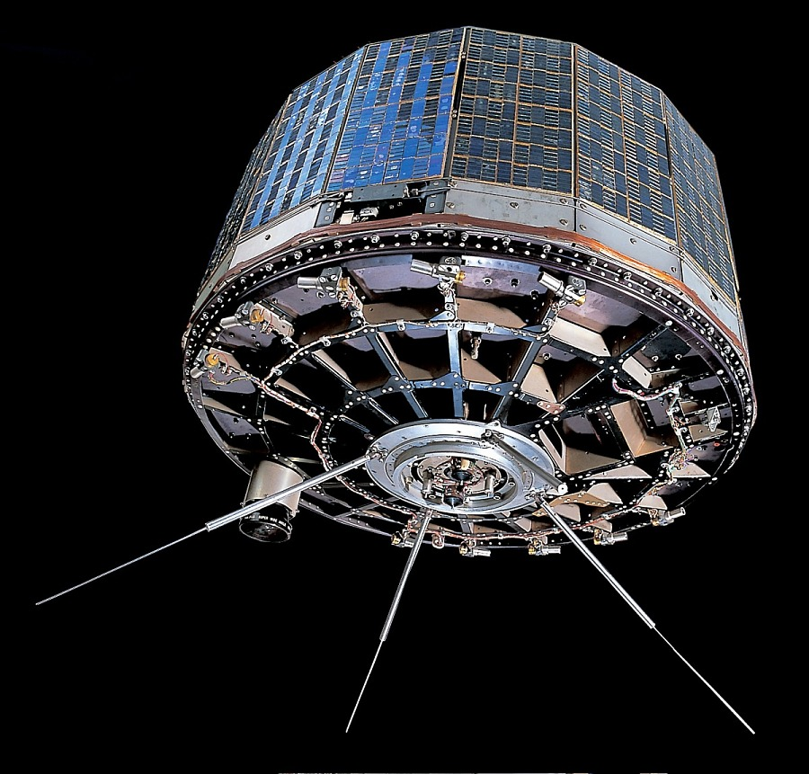 TIROS Meteorological Satellite