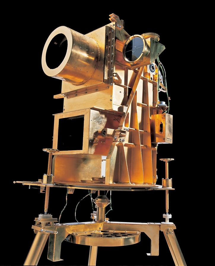 Camera, Lunar Surface Ultraviolet, Apollo 16