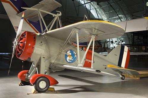 Curtiss F9C-2 Sparrowhawk