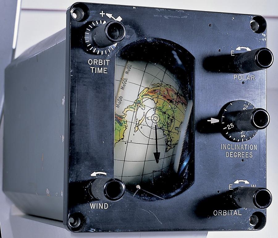Earth Path Indicator, Mercury  4
