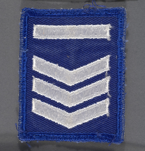 Insignia, Staff Sergeant, Civil Air Patrol (CAP)