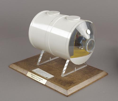 Model, Spacelab, Life Sciences Missions 1 & 2