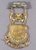 images for Medal, Commemorative, Newport to Avalon Flight, Glenn Martin-thumbnail 1