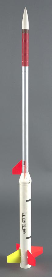 Rocket, Flying Model, Nike Tomahawk