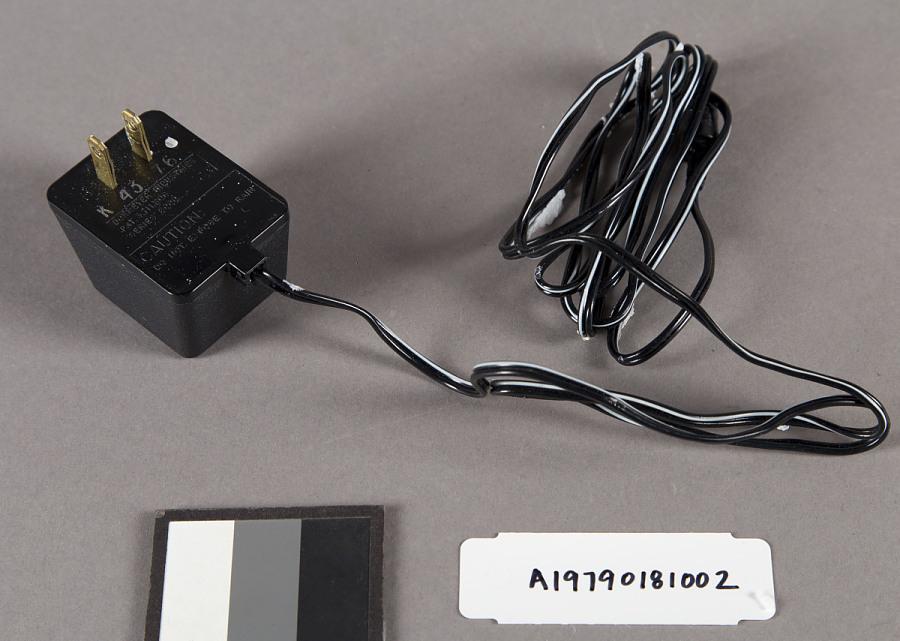 A/C Charger/Converter, Computer, Navigation