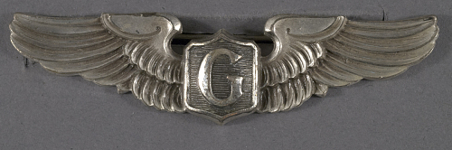 Badge, Glider Pilot, United States Army Air Forces
