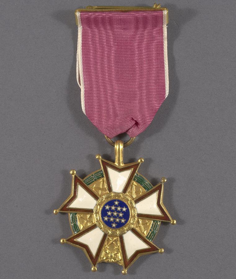 Medal, Legion of Merit, Gen. Claire Chennault
