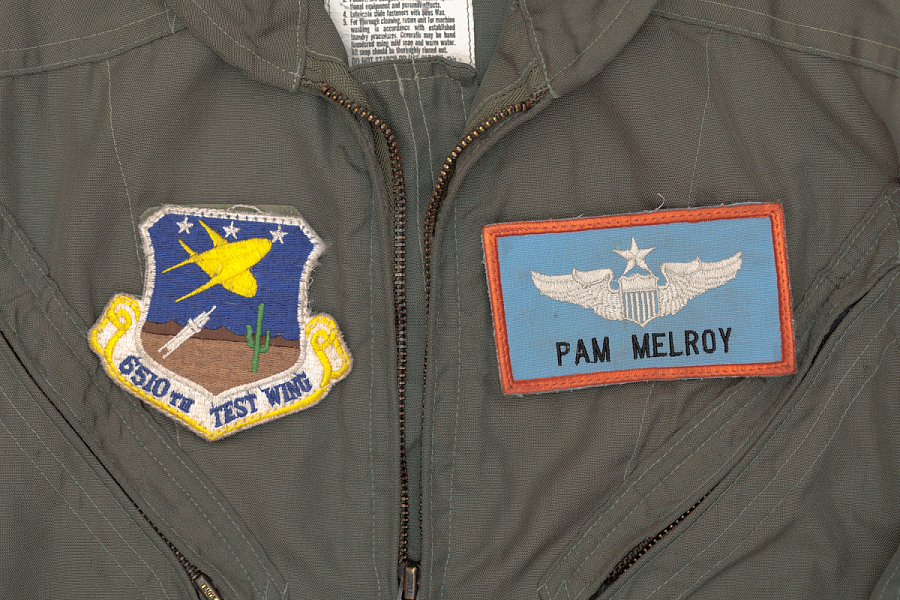 Flight Suit, United States Air Force (Melroy)