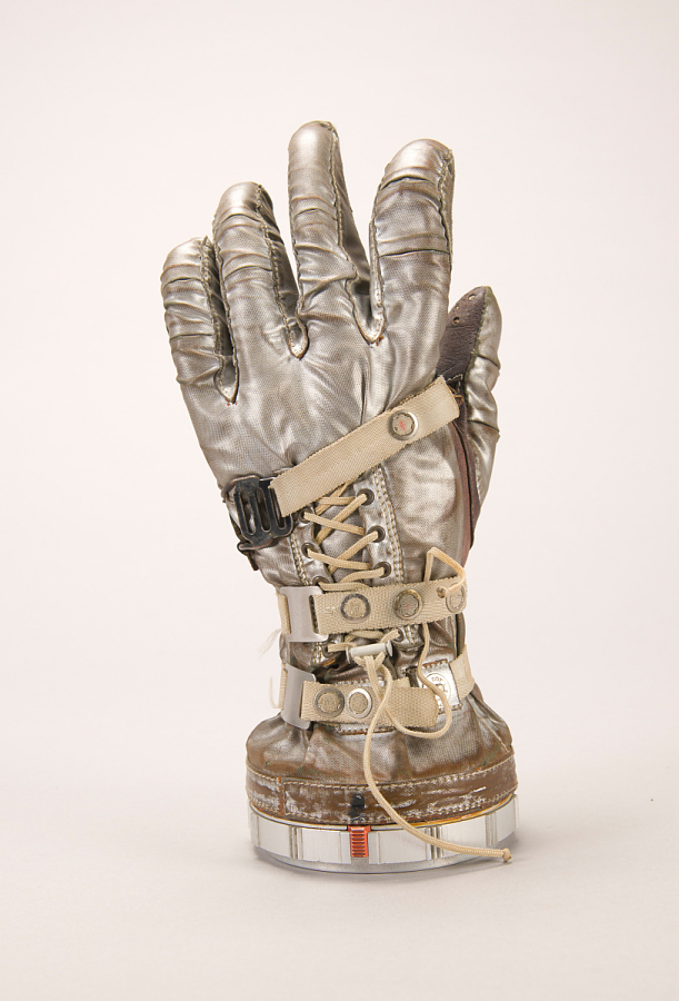 Glove, Mercury, Cooper, Training, Left