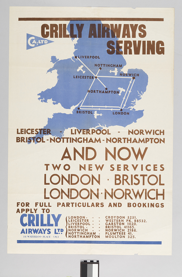 Grilly Airways Ltd. And Now Two New Services