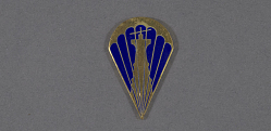 Badge, Parachute Tower, Turkish Air Force