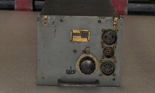 Transmitter, Airborne Intercept Radar, British, AI Mk VI, Type T-3074