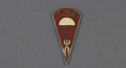 Insignia, Parachute Tower, Turkish Air Force