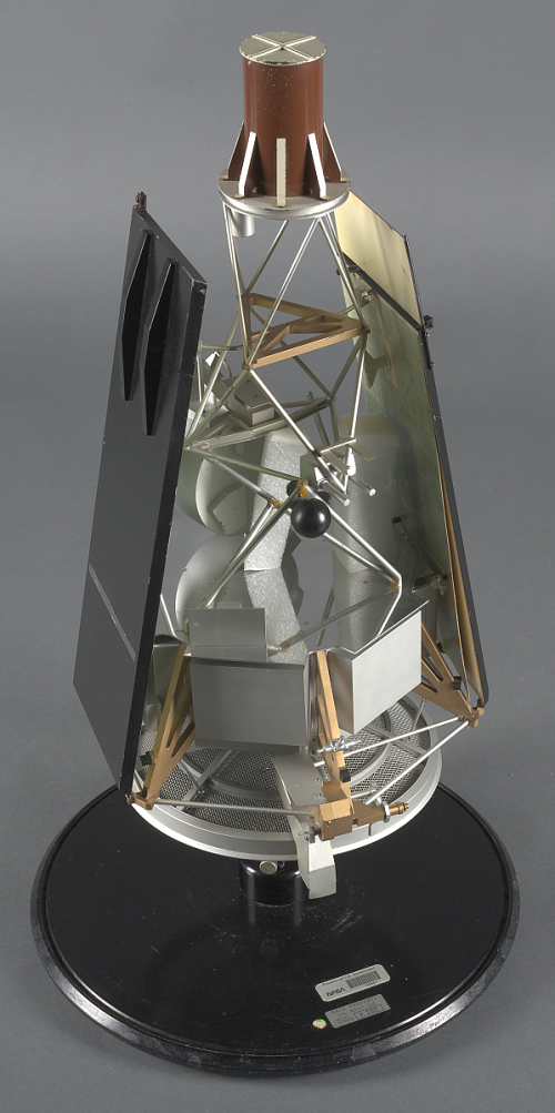 Model, Planetary Probe, Mariner 2