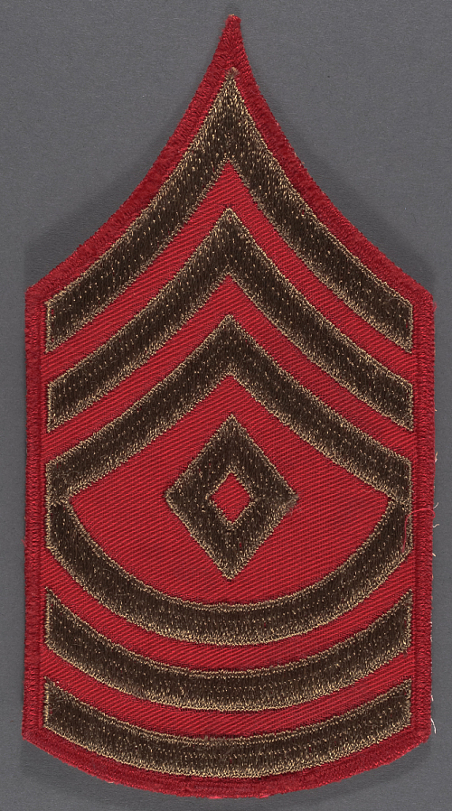 Insignia, Rank, First Sergeant, Civil Air Patrol (CAP)