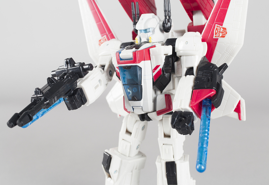 Toy, Jetfire, Classic Voyager