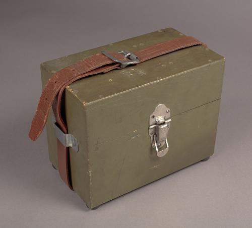 """Box, Octant, Mark 3 Model 1, Pioneer, Lockheed Sirius """"Tingmissartoq"""""""