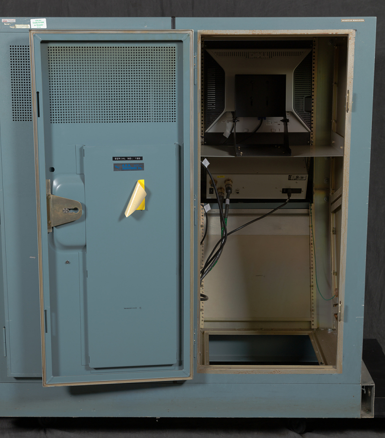 Console, Main Module, Main Propulsion System, Liquid Oxygen, Space Shuttle