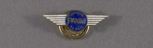 Pin, Lapel, Panini Airway Service