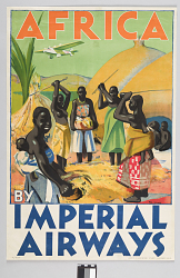 Africa by Imperial Airways