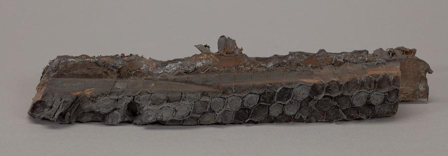 Heat Shield, Fragment, Ablated, Apollo