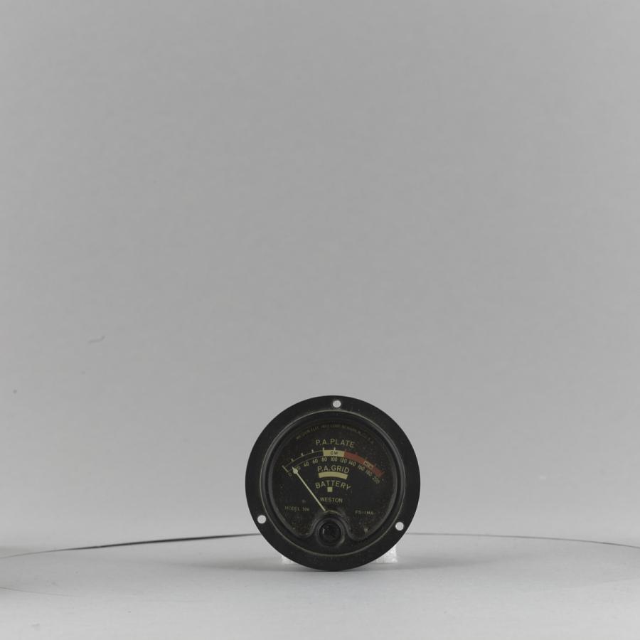 Voltmeter / Ammeter, Model 506