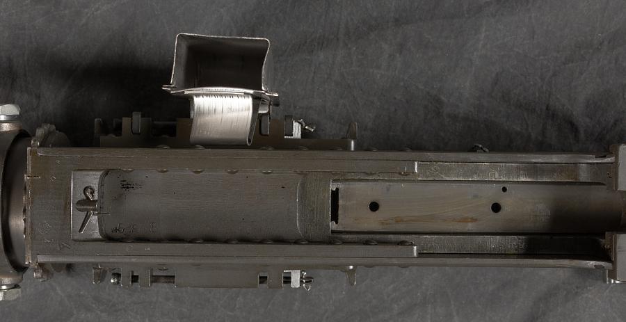 Machine Gun, M2, Browning, .50 Cal,