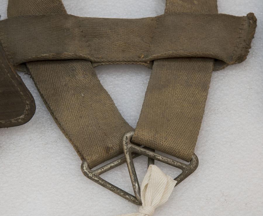 Harness, Pilots Seat, Lippisch DM-1