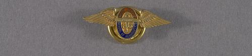 Pin, Lapel, Lewis Holy Name School of Aeronautics