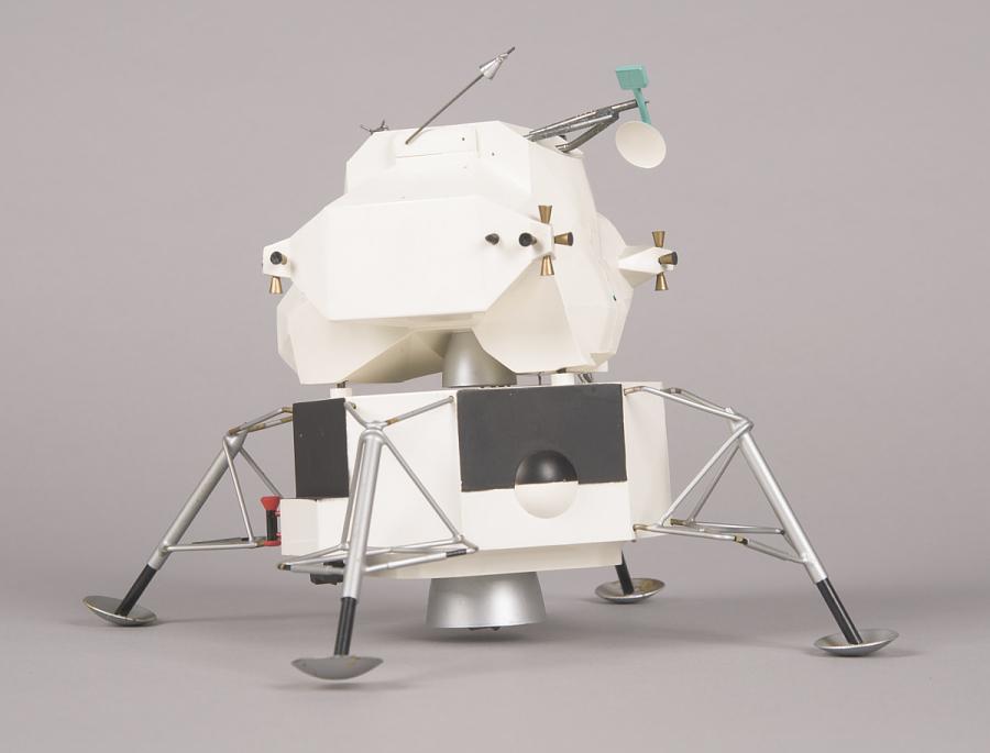 Model, Spacecraft, Lunar Module