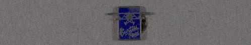 Pin, Lapel, Curtiss Reid